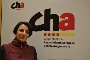 Leticia Crespo es la presidenta de la Junta del Distrito Municipal de Casablanca